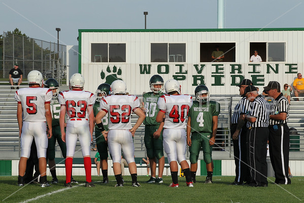 2012 Waterford WI. High School Football