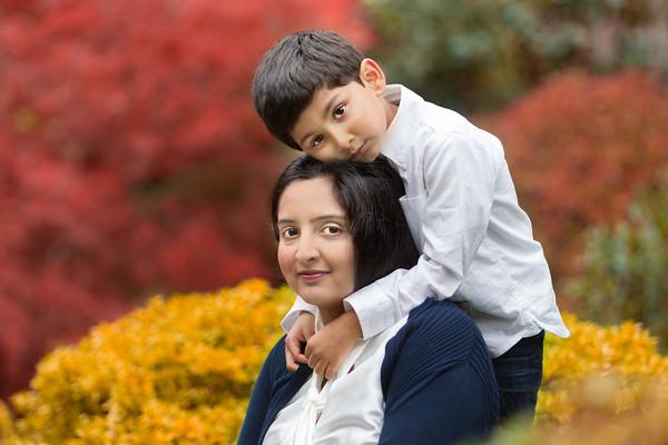 Ranjini family