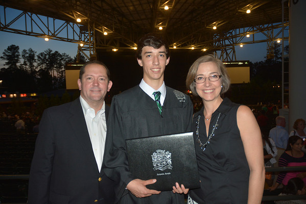Michael's Gradutation from Alpharetta High
