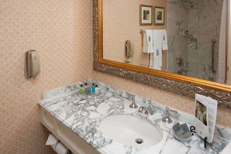 Mandatory bathroom shot