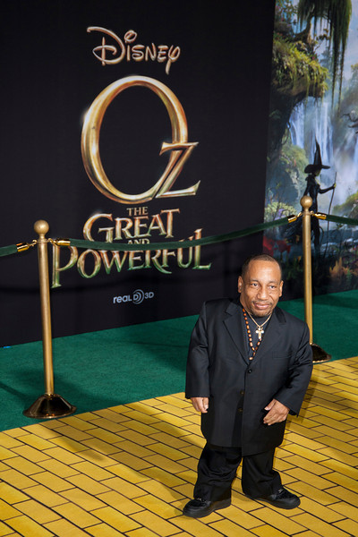 HOLLYWOOD; CA - FEBRUARY 13: Actor Tony Cox arrives at the world premiere of Walt Disney Pictures' 'Oz The Great And Powerful' at the El Capitan Theatre on Wednesday February 13; 2013 in Hollywood; California. (Photo by Tom Sorensen/Moovieboy Pictures)