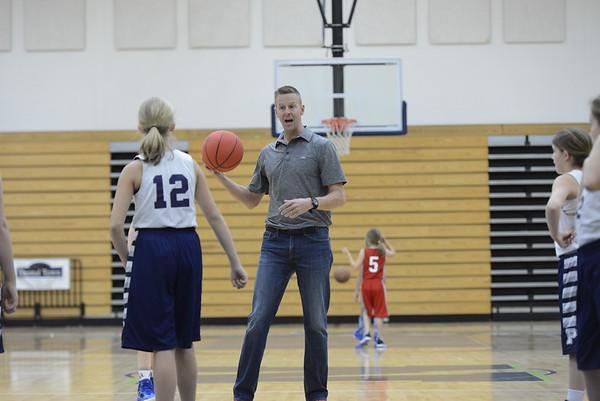 PCS Girls Basketball