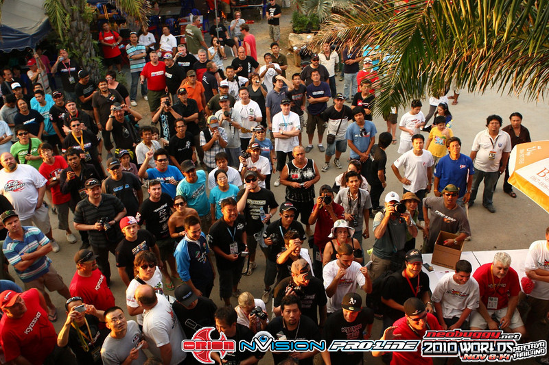 2010 IFMAR Worlds - Sunday