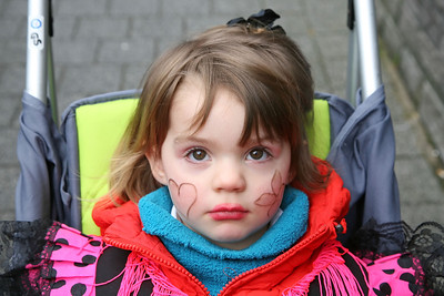 Kindercarnaval Steendorp 2012