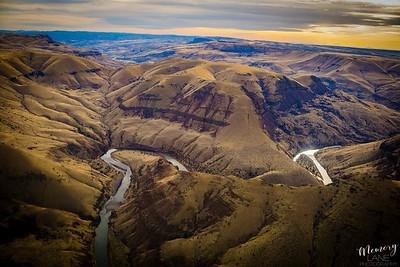 Condon Aerial Photos