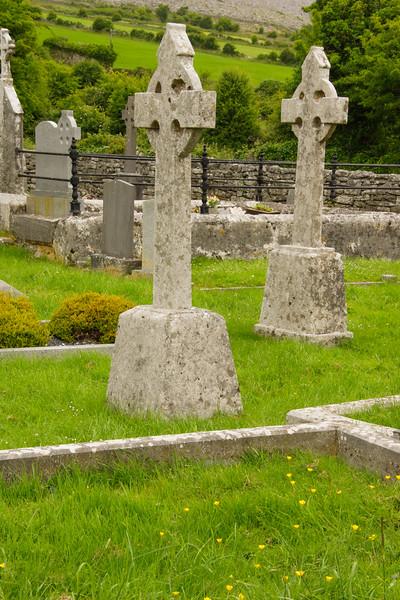 West Coast of Clare church cemetary