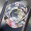 2.04ct Octagonal Flat Cut Diamond GIA K SI1 2