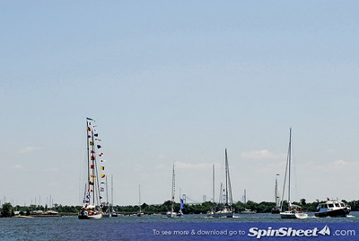2014 Annapolis to Bermuda Race Start