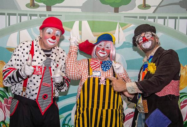 Aleppo Clowns