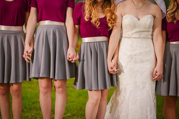The Roberson Kronauge Wedding