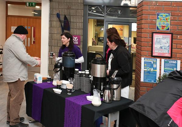 Alzheimer's Tea Day at WIT