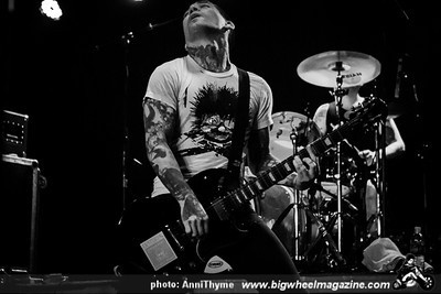Cro Mags - A Global Threat - One Way System - Noise - Mass Terror - Fremont Country Club - Las Vegas, NV - May 23, 2014