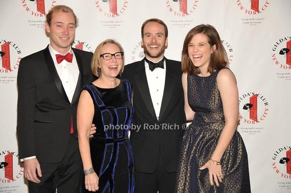 Henry Peterson, Sandra E.Peterson , Geoffrey Peterson,Allie Oestreich