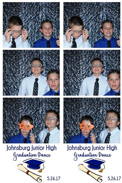 "Johnsburg Junior High ""Graduation Dance"" 2017"