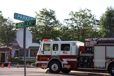 Parker & Beeler Strip Mall Fire