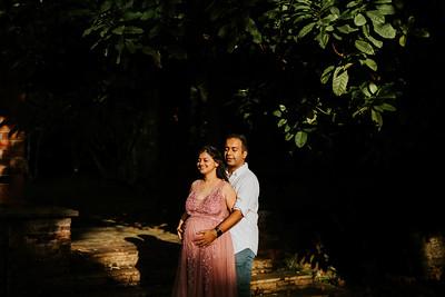Tarun and Shruti Maternity