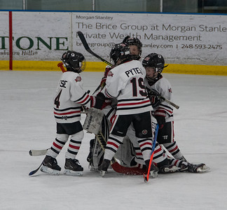 Luke's Hockey Game 2/23/19