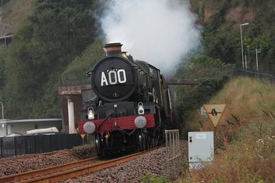 UK Steam Trains