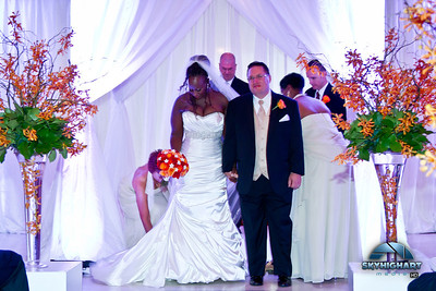 FREDERICK AND ANTOINETTE KREIG WEDDING 2012