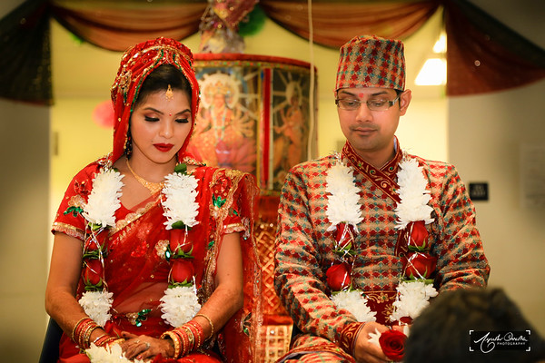 Manita and Niraj Wedding