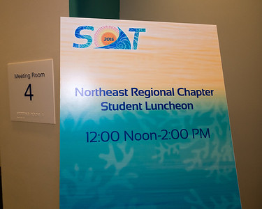 Northeast Regional Chapter Student Luncheon