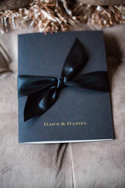 Dawn & Daniel's Wedding