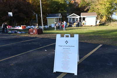 TINY HOUSE VILLAGE OPEN HOUSE entire / unedited gallery 10/19/2018
