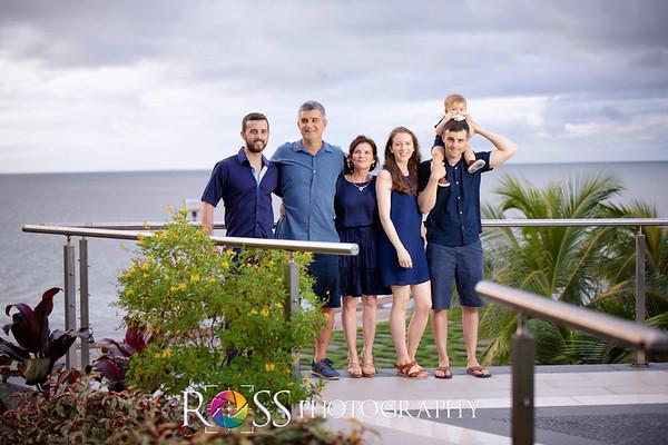 The Brash Family