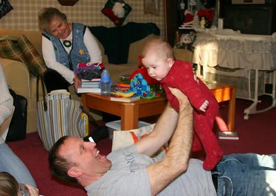 Visiting AJ, Holly & Sam