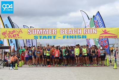 Tijuana Flats Summer Beach Run 2017