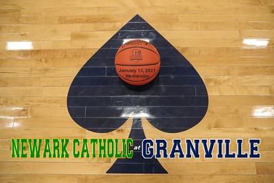 2021 Newark Catholic at Granville (01-13-21)