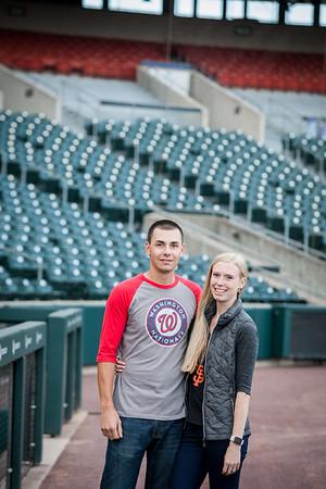 Chris and Megan