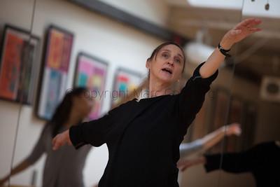 Adult Beginning Ballet 2013