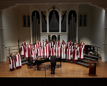 FSU Singers at Stetson University