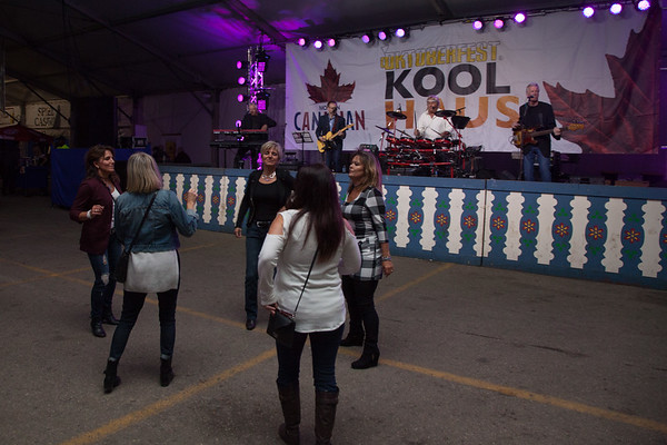 2016 Oktoberfest Koolhaus Lulu's Band