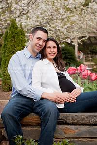Liz and Victor :: Maternity :: Duke Gardens