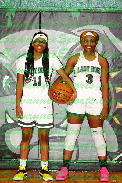 Basketball - 2019-20 - Girls - Seniors