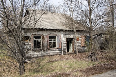 Dörfer - Tschernobyl