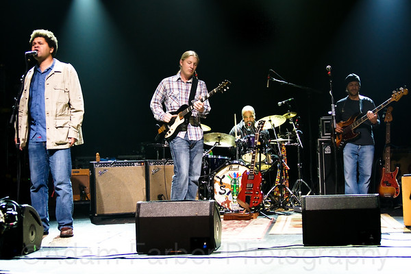 The Derek Trucks Band - Blender Theater, NYC, 2008