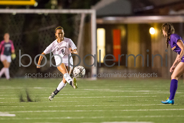 Oxy Women's Soccer vs Cal Lu 9-23-15