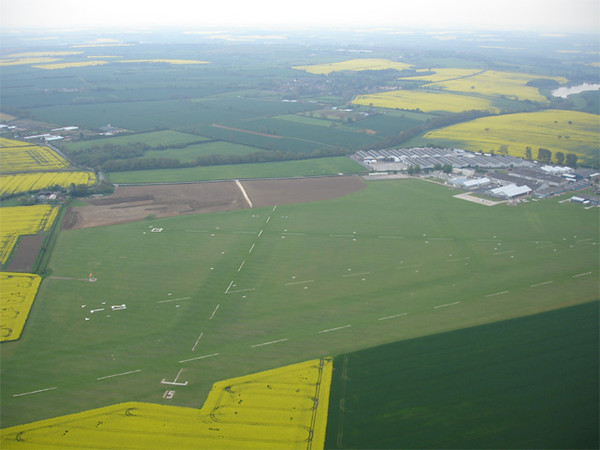 Sywell runways