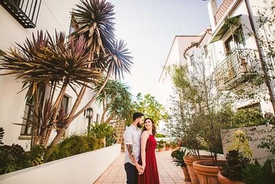 Emily + Jose - Engagement