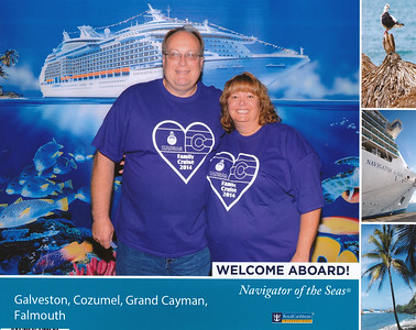 Cruise 12- Caribbean - RCL Navigator of the Seas
