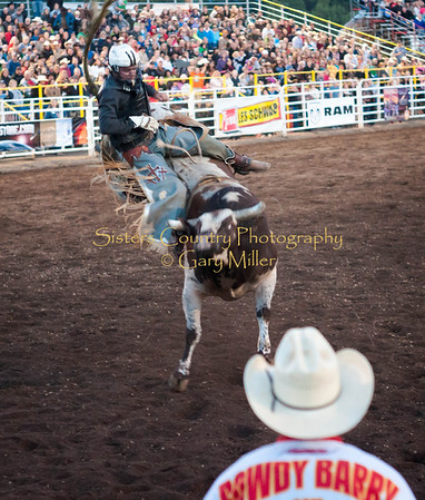 2011 Sisters Rodeo - Friday Night