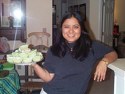 Just Desserts April 13 2002