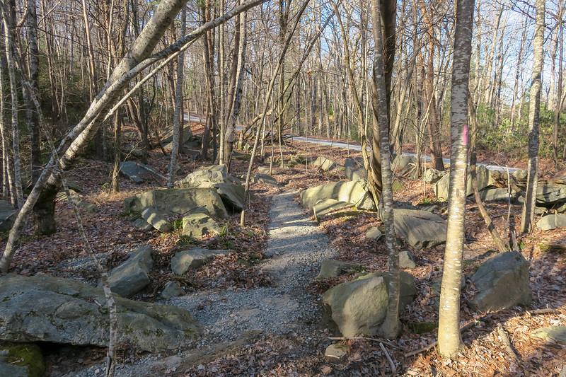 Naturaland Trust Trail -- 3,020'