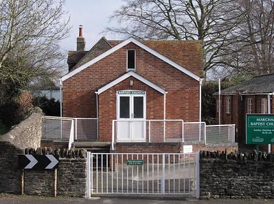 Baptist Church, Packhorse Lane,  Marcham,  OX13 6NT