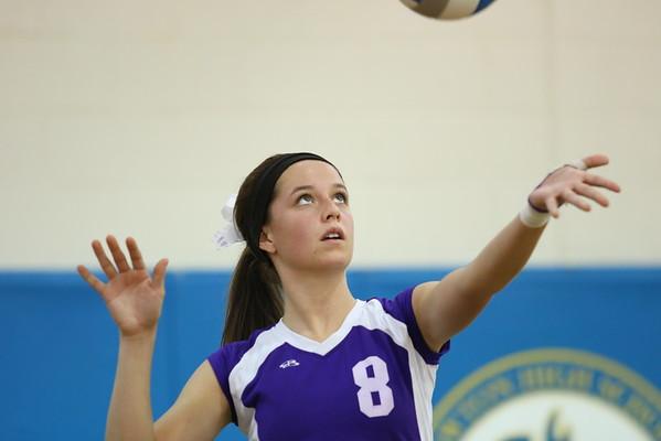 Volleyball Playoffs - Regional vs. Centreville - KCHS - 11/8/16