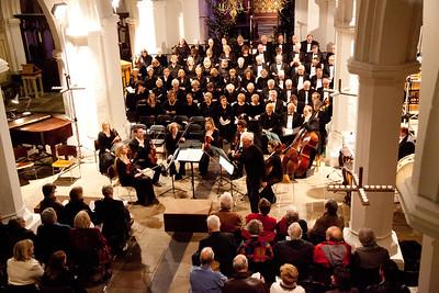 Waverley Singers 10/12/2011
