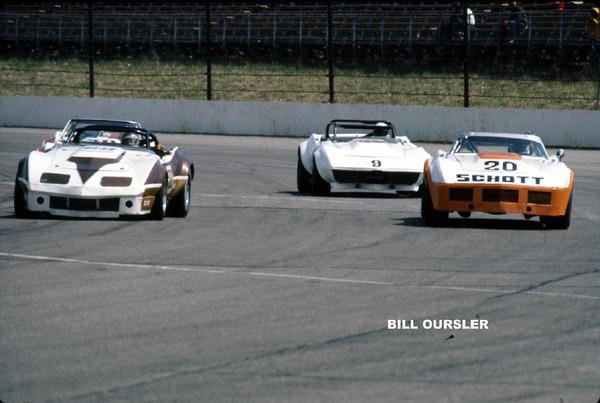 3. Bill Oursler